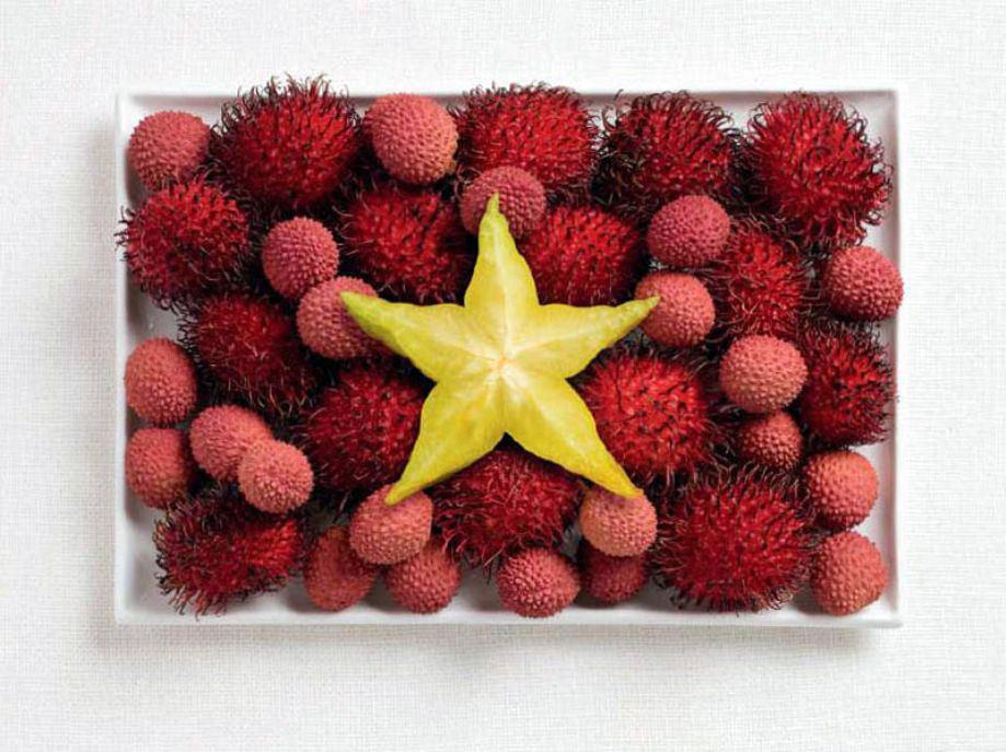 VIETNAM – Rambutan, lychee, starfuit