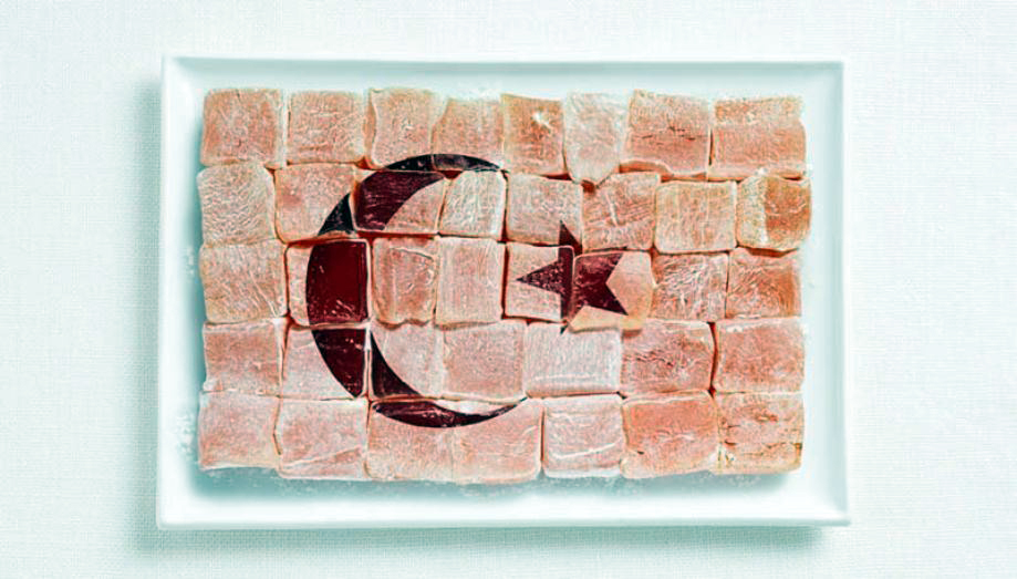TURKEY – Turkish Delight (Lokum)