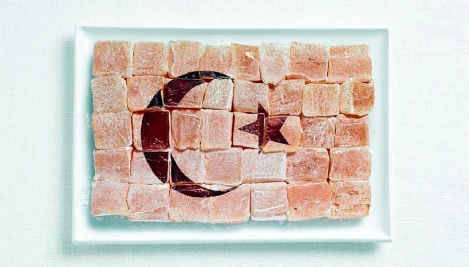 TURKEY – Turkish Delight (Lokum)
