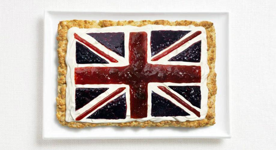 UNITED KINGDOM – Scone, cream, jams