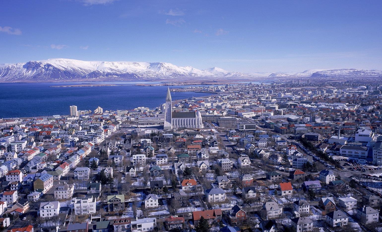 Reykjav'k, Iceland