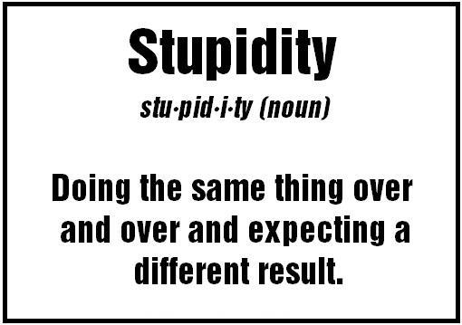 Sutpidity